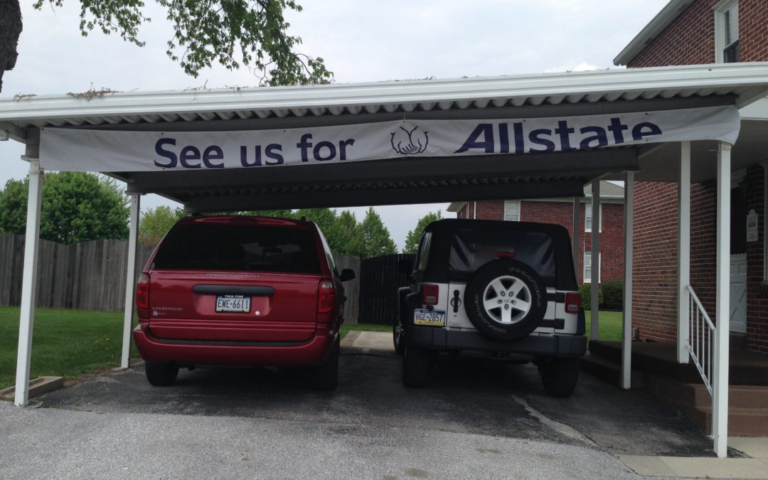 Allstate Banner at Hanover Office