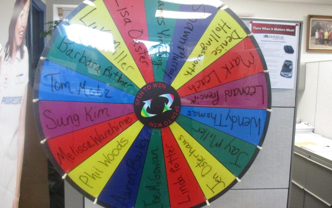 Referral Wheel Winner 112315