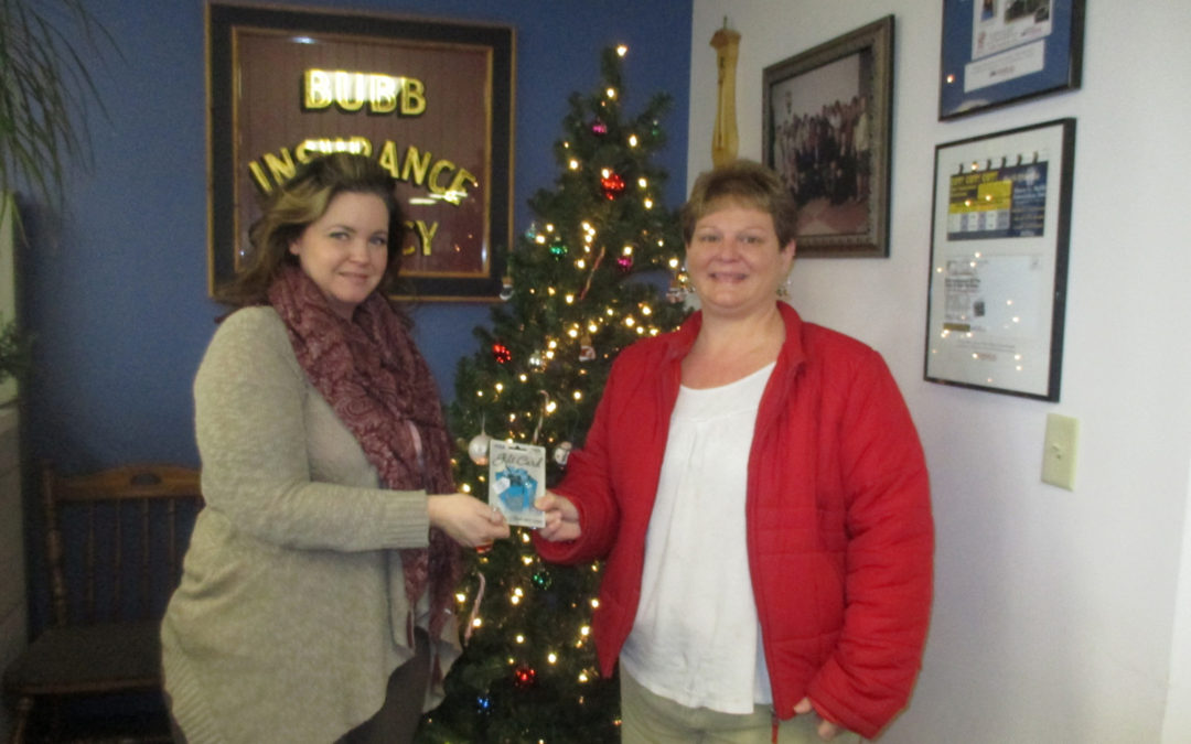 Referral Winner 121815 Kristy Martin