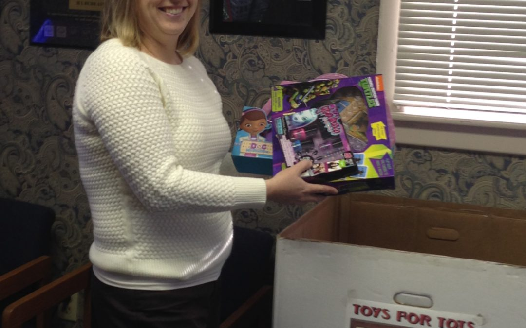 Help Us With Toys for Tots