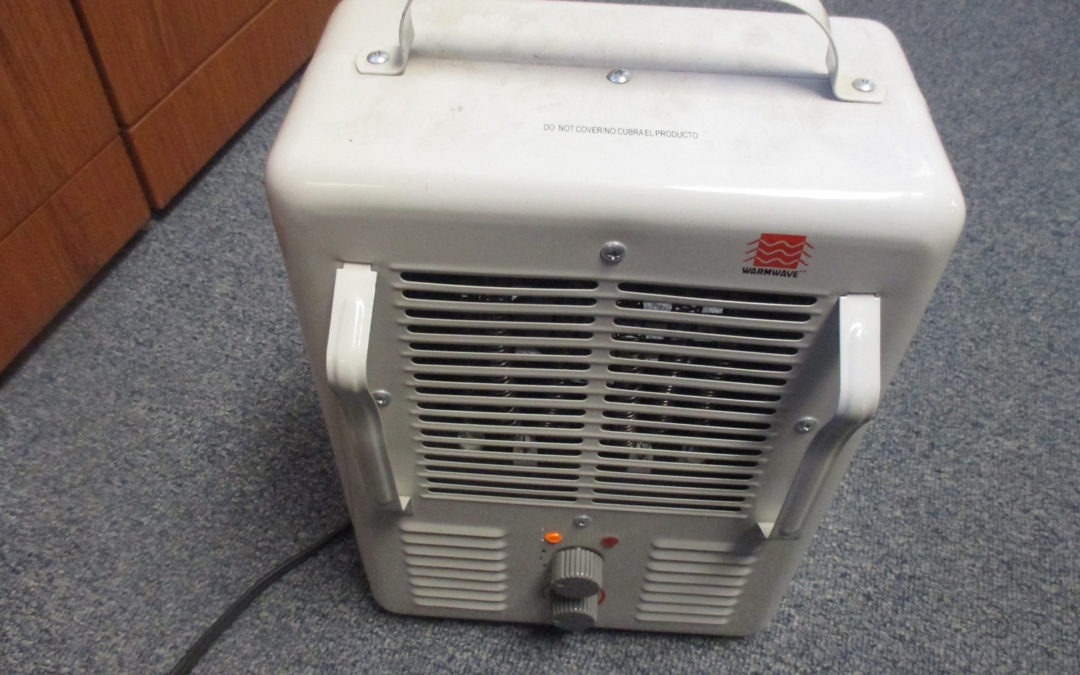 Freezing Temps? Space Heater Safety Tips