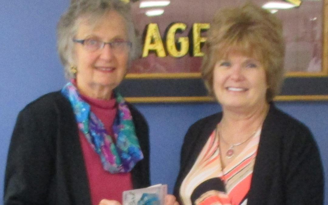 Referral Winner Joan Patterson