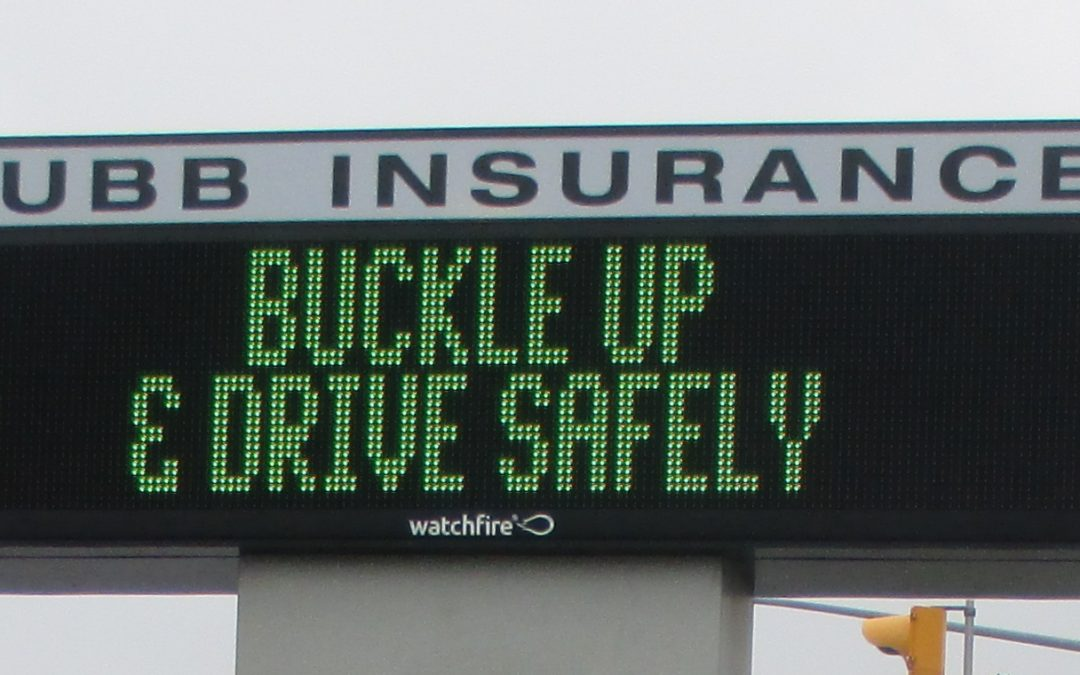 New Electronic Sign