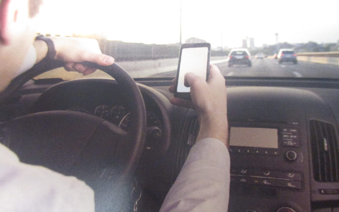 Using a Cell Phone While Driving?