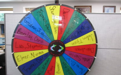 Referral Wheel Spin 07/13/17
