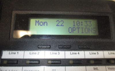 No Voicemail….