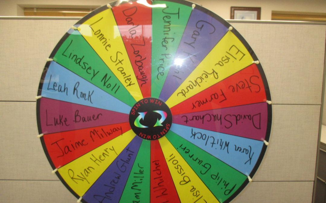 Referral Wheel Spin 02.14.18