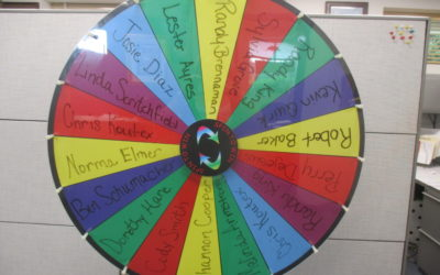 Referral Wheel Spin 6.27.18