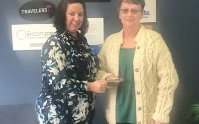 Referral Winner Karen Eveler