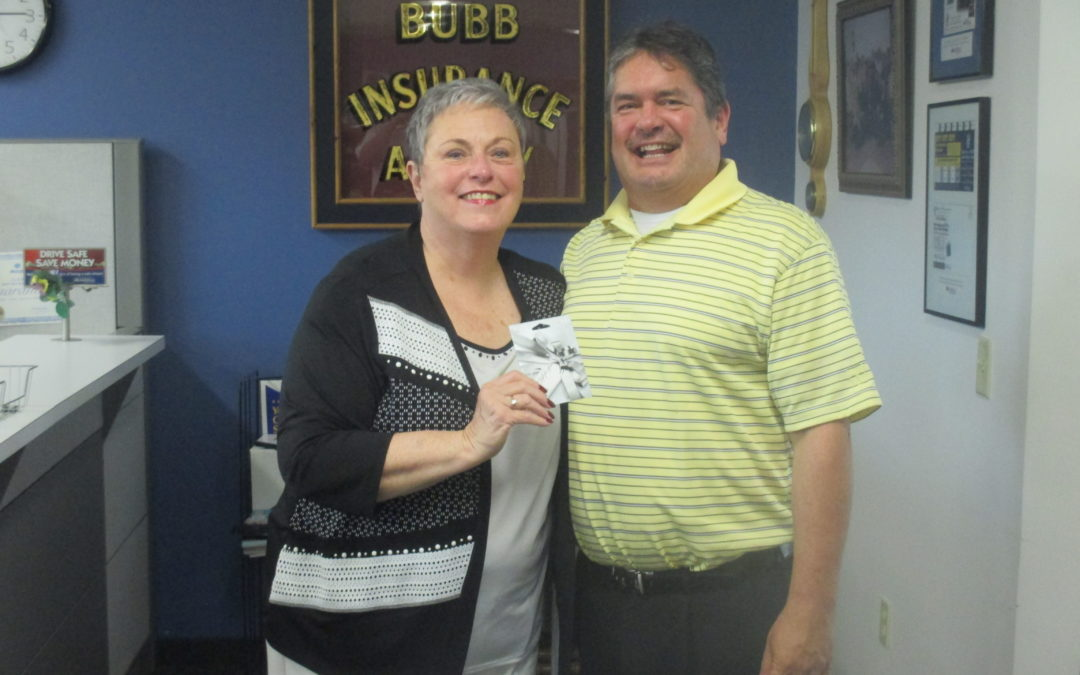 Referral Winner, Judy Givens