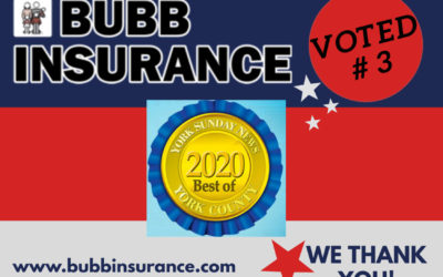 2020 YDR Best Services Insurance