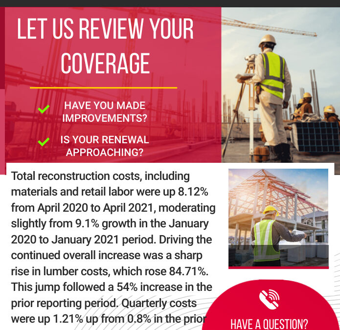 Rising Construction Costs
